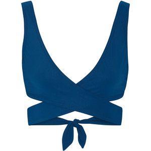 Karla Colletto Wrap bikini top