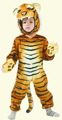 Tiger Costume | Animal Party Theme and Supplies