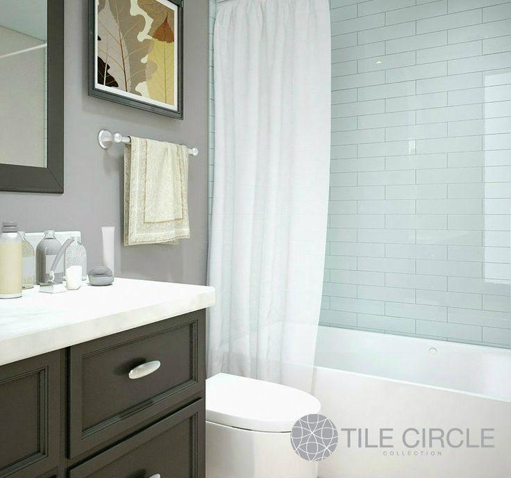 107 best Stunning Bathrooms images on Pinterest | Bathroom, Bathroom ...