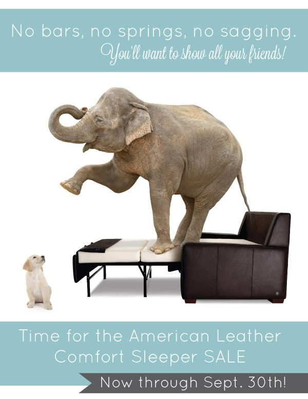 Image for Gorgeous American Leather Sleeper Sofa Sale Reviews