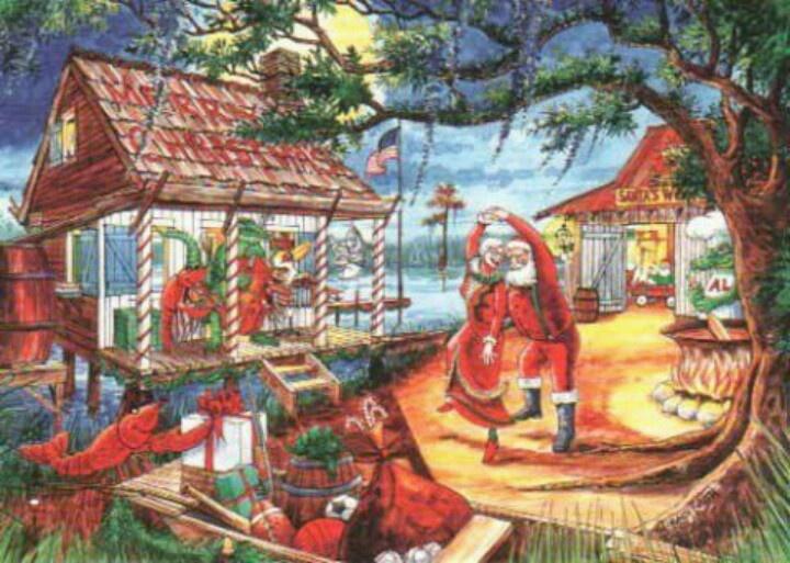 Cajun Christmas All Things Louisiana Pinterest