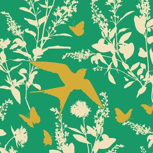 Joel Dewberry Fabric  1/2 Metre Bungalow   by FreshFabricsAust