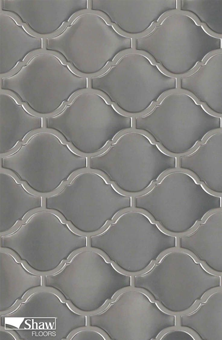 Incorporate This Elegant Pattern In Your Kitchen With The Modern Metal  Lantern Mosaic Tile In Stainless