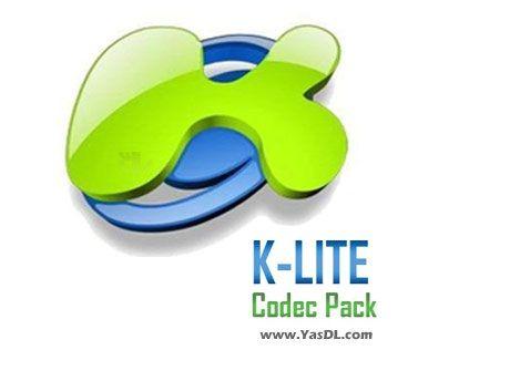 دانلود K-Lite Mega Codec Pack 10.9.2 - نرم افزار کدک صوتی و تصویری دانلود K-Lite Mega Codec دانلود نسخه جدید برنامه کی لایت کدک