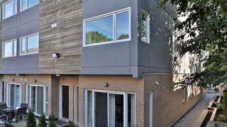•Great Area & Great Twons at Brock Avenue : Its Time to own the Best Town in Toronto  •Corner of : College & Dundas Street | A True townhouse North Heaven in the best part of Toronto •Log on & Rock on enjoying stress free life at : www.torontodowntowncondos.com/azultowns