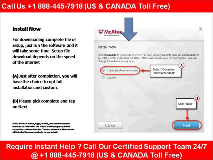 #How_to Install #McAfee_Antivirus Step by Step ? - Call +1 888-445-7918 for Prompt Assistance