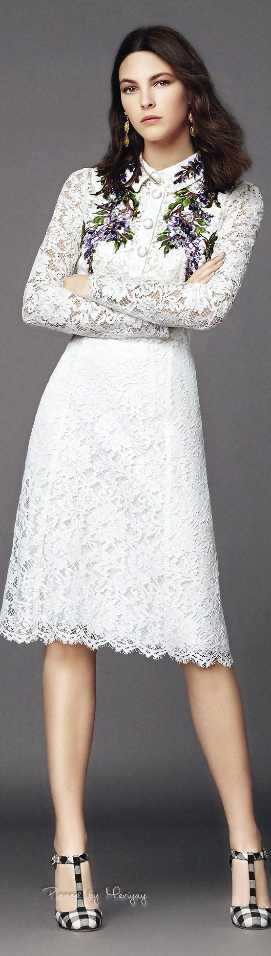 ❤Dolce & Gabbana 2015
