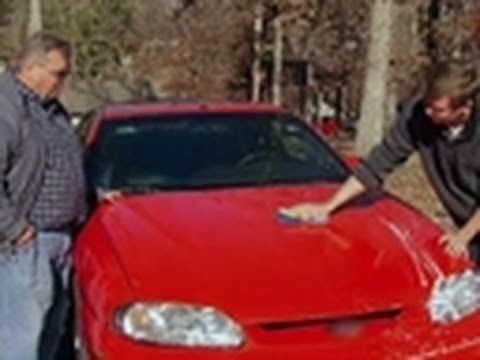 Speechless - Watch Some Guy Tell His Father He's In Romantic Relationship With His Car