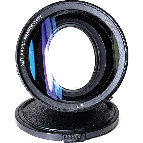 SLR Magic Anamorphot 1.33X - 50 Anamorphic Lens Attachment