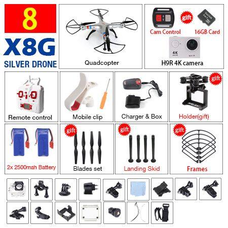 SYMA X8W X8C X8 FPV RC Quadcopter Drone With 4K 1080P Full HD Camera WiFi 6-Axis RTF Dron RC Helicopter VS SYMA X8HG X8G
