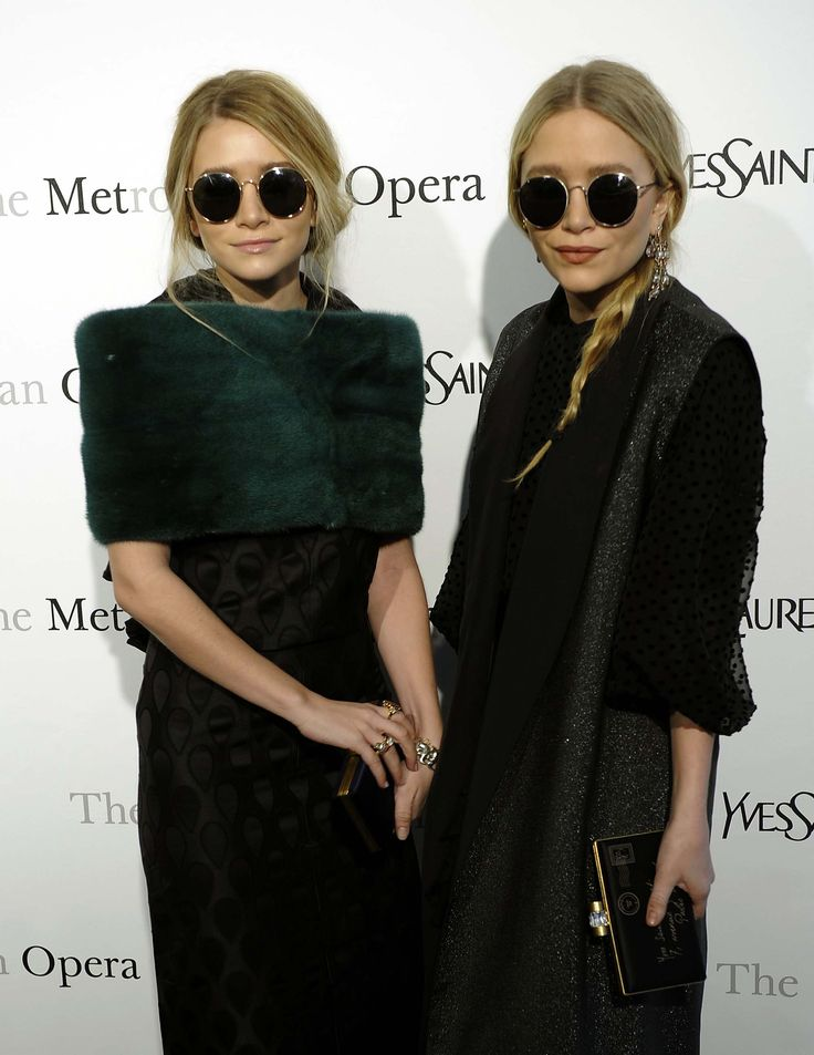 Ashley and Mary-Kate Olsen Have Been Perfecting Their Sunglasses Game for 30 Years—And It Shows
