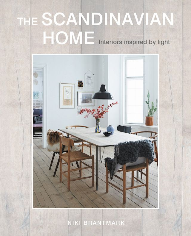 My new book the scandinavian home