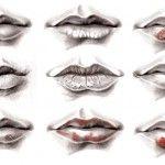 herpes en labio