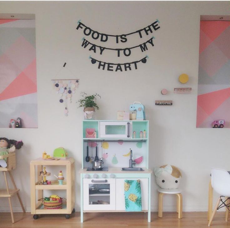 Ikea Play Kitchen Makeovers - Oh So Busy Mum