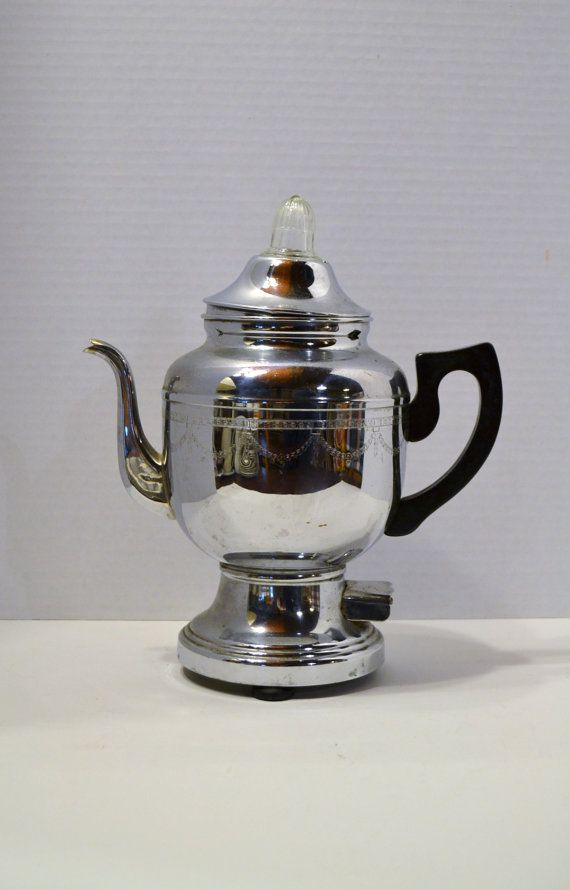 228 Best Vintage Coffee Pots Images On Pinterest Vintage