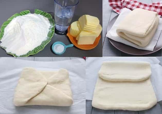 Evde milföy hamuru nasıl yapılır resimli tarifler… Donmuş milföy hamuru nasıl çözülür, bir tane milf...