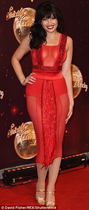 'Incredible': Strictly Come Dancing professional Janette Manrara (L) has now weighed in on why she thinks model Daisy Lowe (R) isn't winning the public vote each week