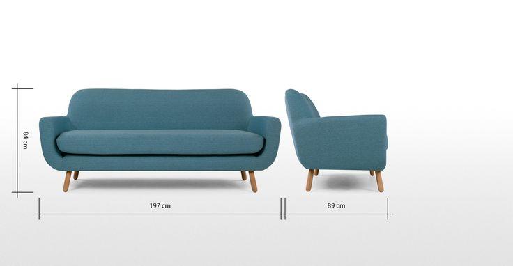 """Sofa """"Jonah"""" von Made"""