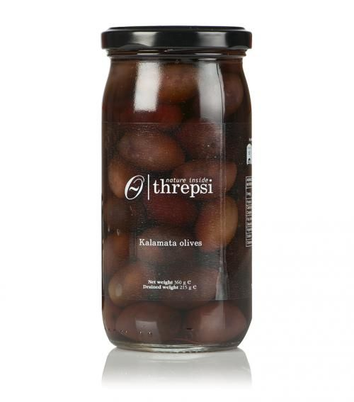 """Threpsi"" Kalamata olives 360g"