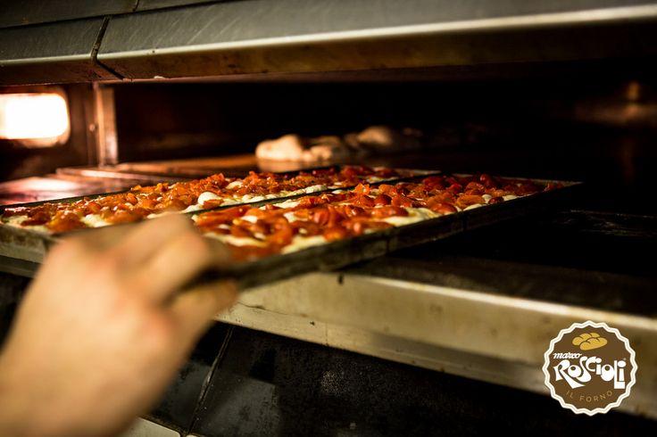 We bake Pizza