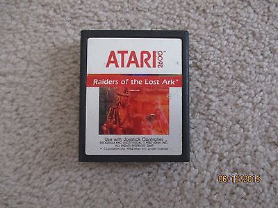 Raiders of the Lost Ark (Atari 2600, 1982) (Indiana jones) - http://video-games.goshoppins.com/video-games/raiders-of-the-lost-ark-atari-2600-1982-indiana-jones/