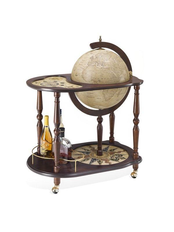 used globe drinks cabinet 3