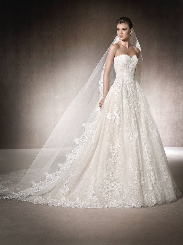 Princess wedding dress Malisa