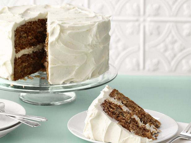 Hummingbird Cake from FoodNetwork.com: Desserts, Food Network, Cupcake War, Hummingbird Cake, Hummingbirds Cakes Recipe, Foodnetwork, Cheese Frostings, Cream Cheeses, Cream Cheese Frosting