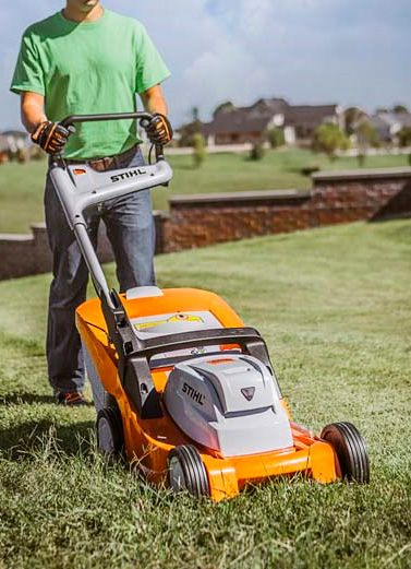 Stihl RMA 410 Battery-powered Lawn Mower