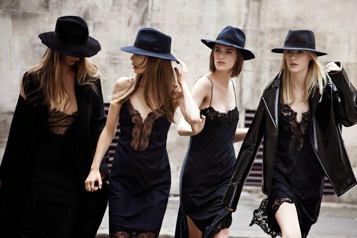 Girl gang.: