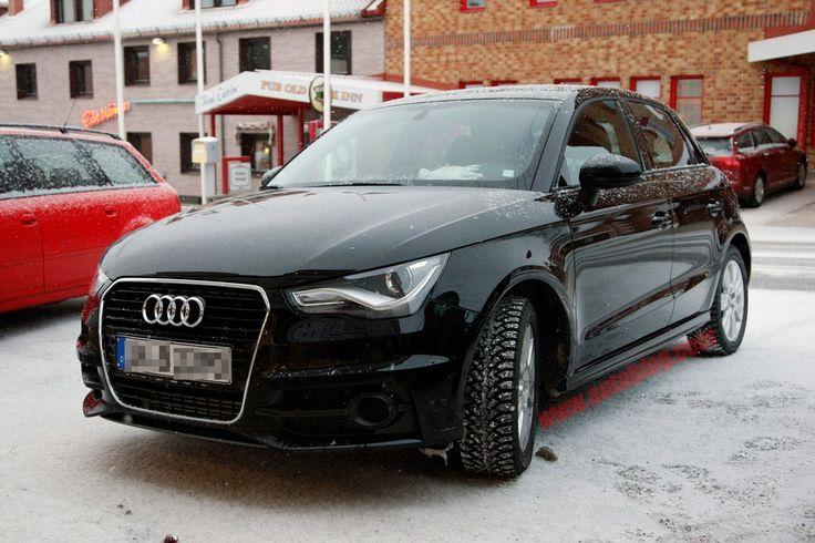 Audi S1 Spy