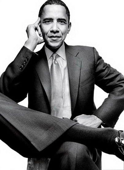Annie Leibovitz - President Obama …