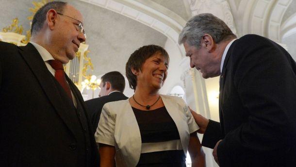 Gauck und Käßmann: Pastoren im Kampf um den Krieg