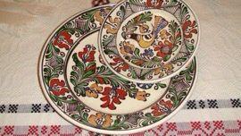 Ceramic from Romania