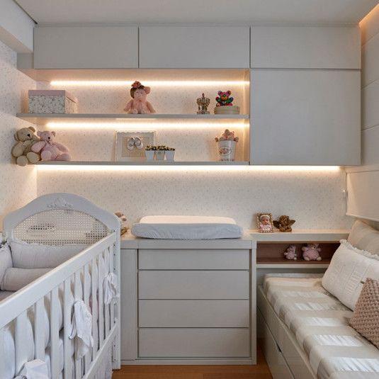 Ofício Habitat, Praticidade no quarto do bebê, Jomar Bragança