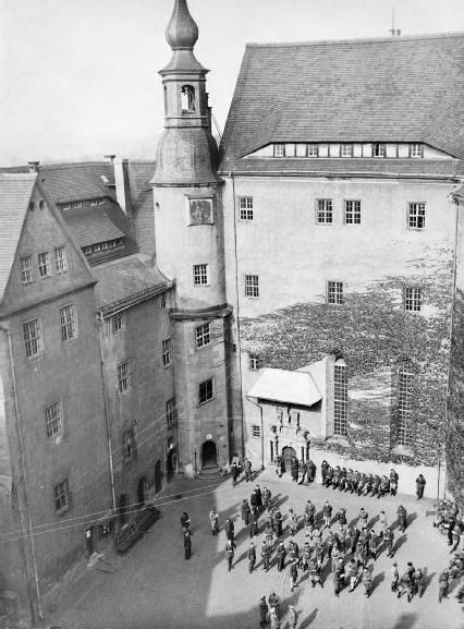 oflag iv c the german struggle for Colditz castle is the prologue and first mission of the ruse  there is a brief struggle and german shouts over the  colditz castle wikipedia: oflag iv-c v.
