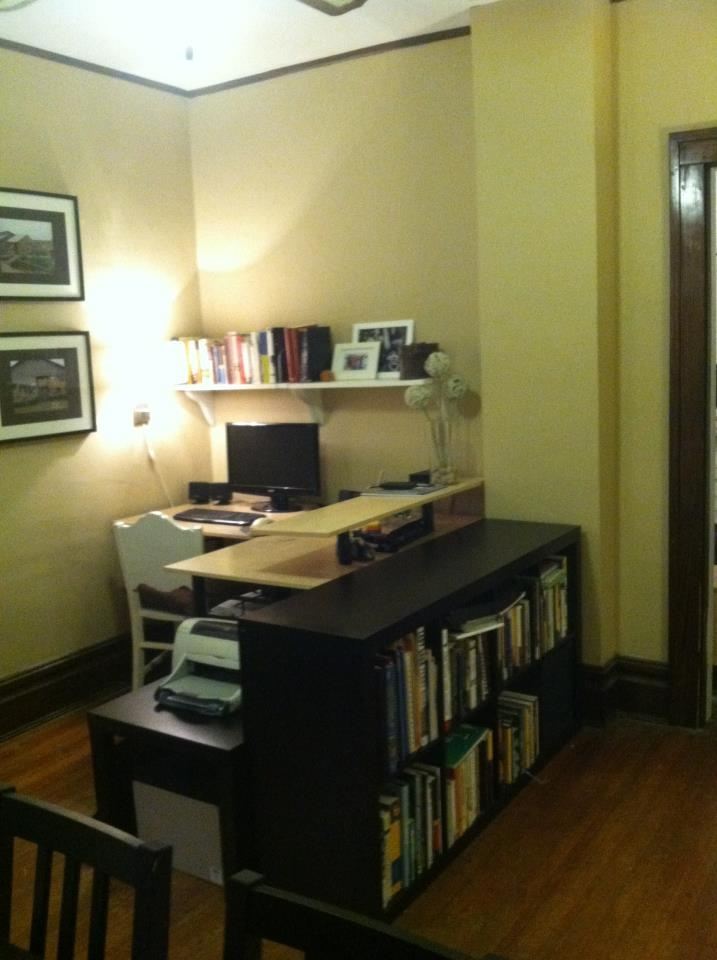 1000 images about office dining room combo on pinterest decorating ideas office spaces and. Black Bedroom Furniture Sets. Home Design Ideas