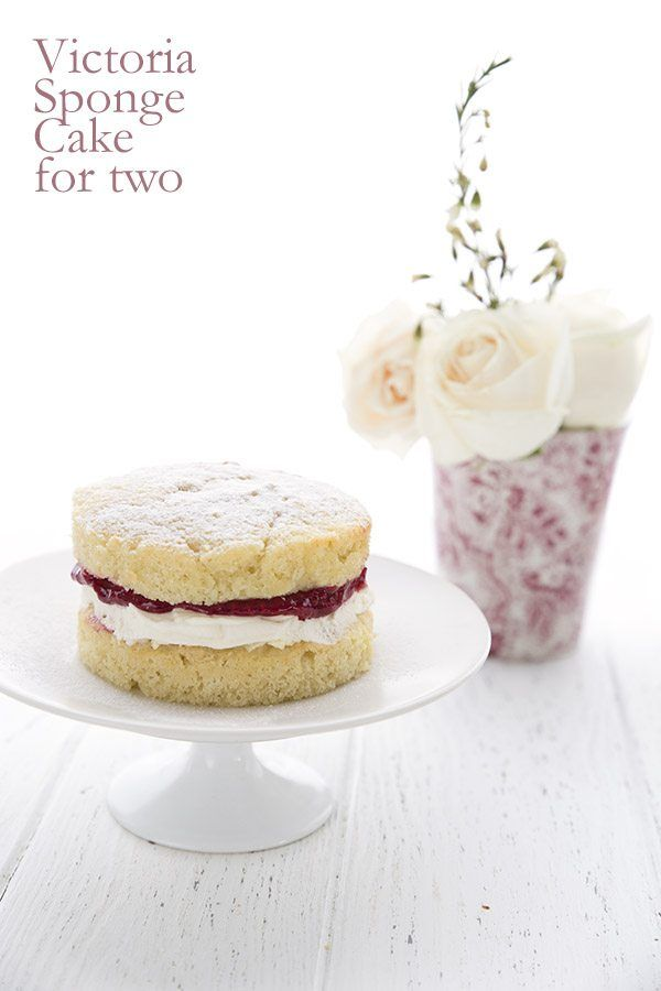 Let your sweetie know you care by making this keto Victoria Sponge Cake for Two. It's the perfect low carb Valentine's Day dessert for sharing. Grain-free almond flour cake with a sugar-free raspberry and cream filling. Brought to you in partnership with Bob's Red Mill. Raise your hand if you're addicted to The Crown? I can't get enough of this show. We are well into Season 2 now and it's wonderfully engaging, delving into the private lives of the seemingly stuffy Brit...