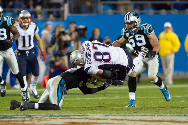 Throwback Thursday: Panthers win controversial MNF game vs. Patriots