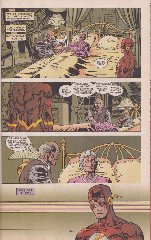 The Flash 80-Page Giant # 2 | Written by Mary J. Kiewlak, pencils by Paul Ryan