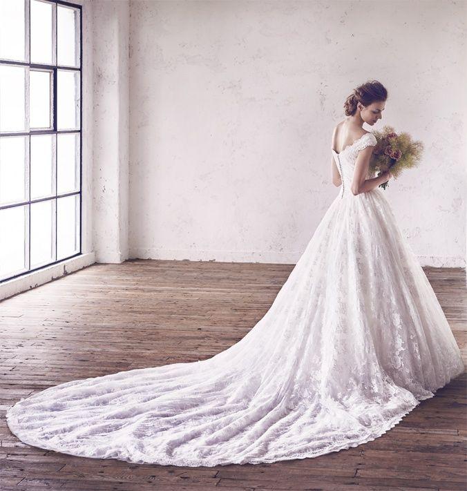 Hatsuko Endo Weddings(ハツコ エンドウ ウェディングス)/№1708 Valentina(ヴァレンティーナ)