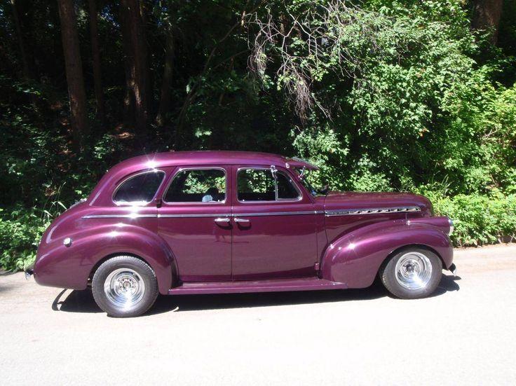 17 best images about 1940 chevrolet on pinterest sedans for 1940 chevrolet 4 door sedan