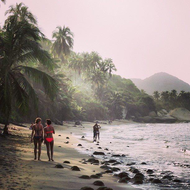 Turismo Colombia, Foto by @tjeldflaat! en Instagram #SomosTurismo #colombia #tayrona