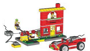 House and Car building instructions