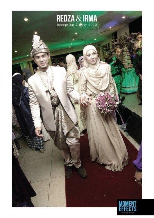 #03 Sekitar Resepsi Perkahwinan Irma Hasmie & Redza Syah Azmeer (Sebelah Lelaki)