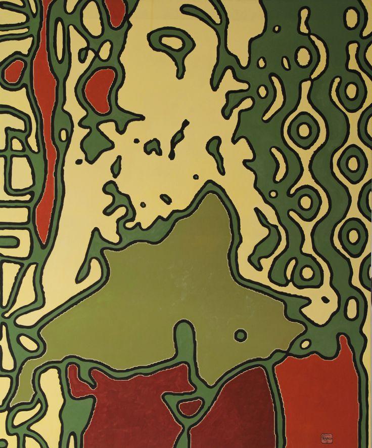 Vibrazioni/DIGITAL ART/Giuseppe Tabacco