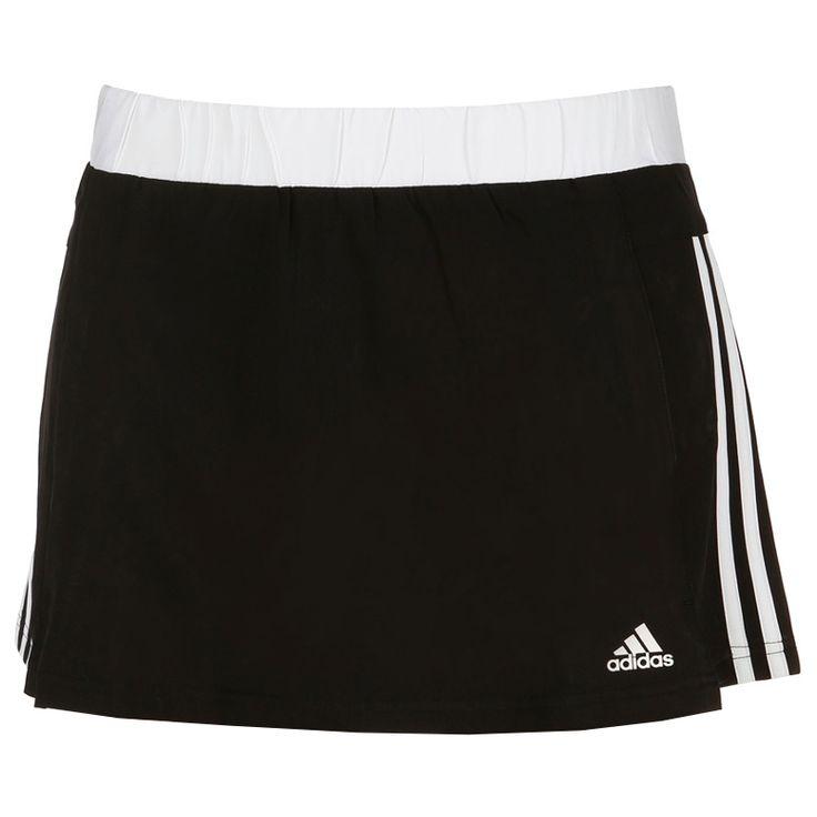 #Adidas skirt (rokje) RSP zwart dames bij Hardloopaanbiedingen.nl #hardlopen