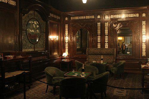 Victorian Smoking Room Men S Tent Wedding Pinterest
