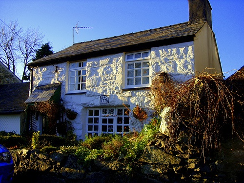 114 best welsh cottages images on pinterest country - The best house in wales ...