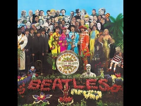 The Beatles - Sgt. Pepper's Lonely Hearts Club Band - Full Album - 2009 ...